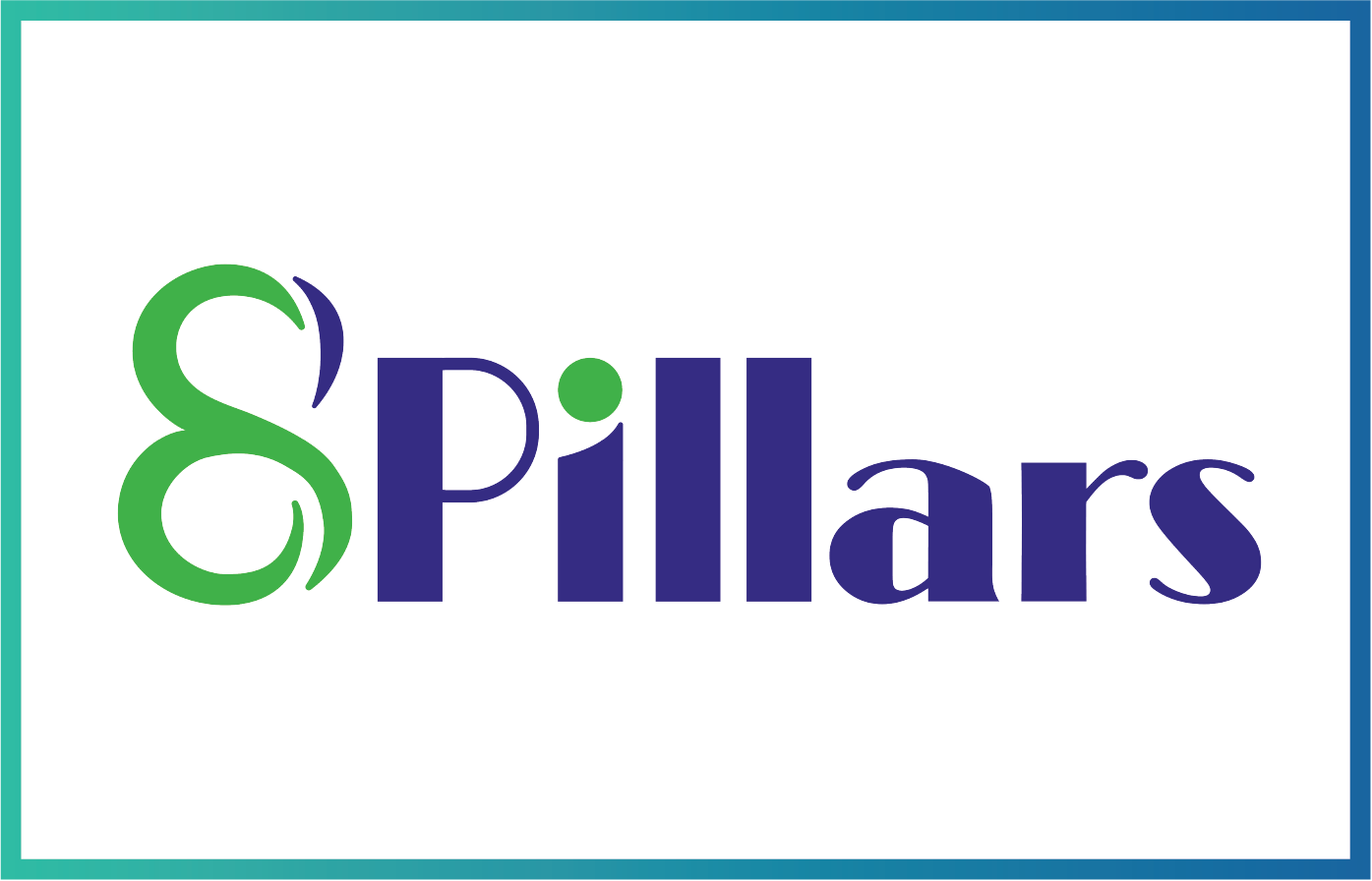 8PILLARS PTY LTD LOGO