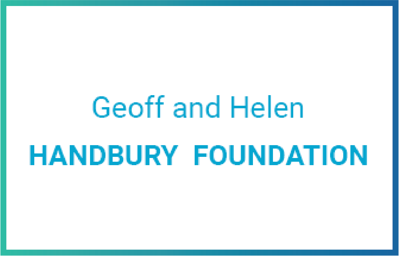 Geoff and Helen Handbury Foundation Logo