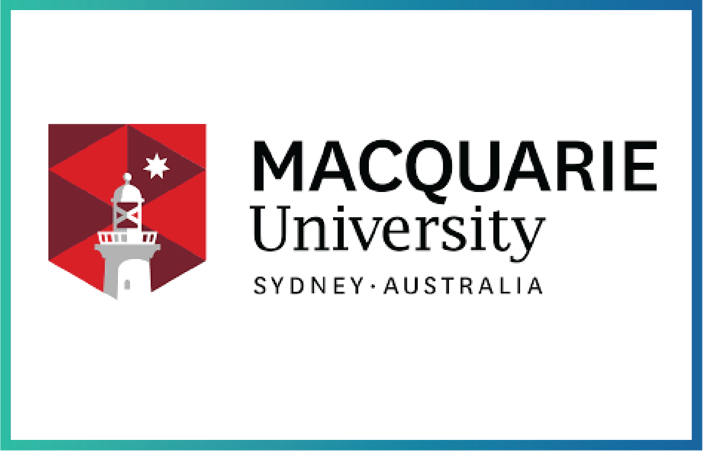 Macquaire University Logo