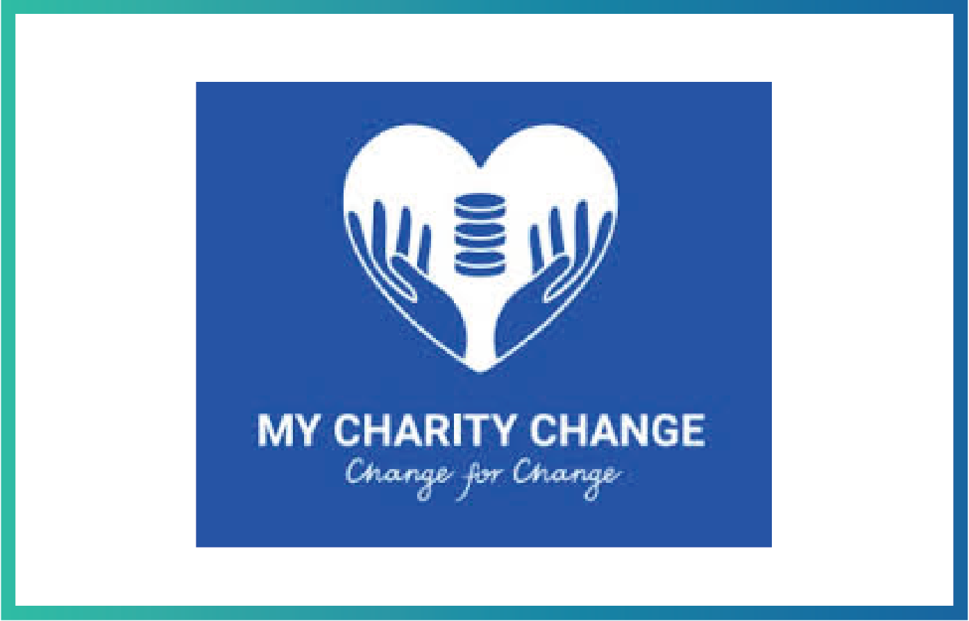 My Charity Change Logo
