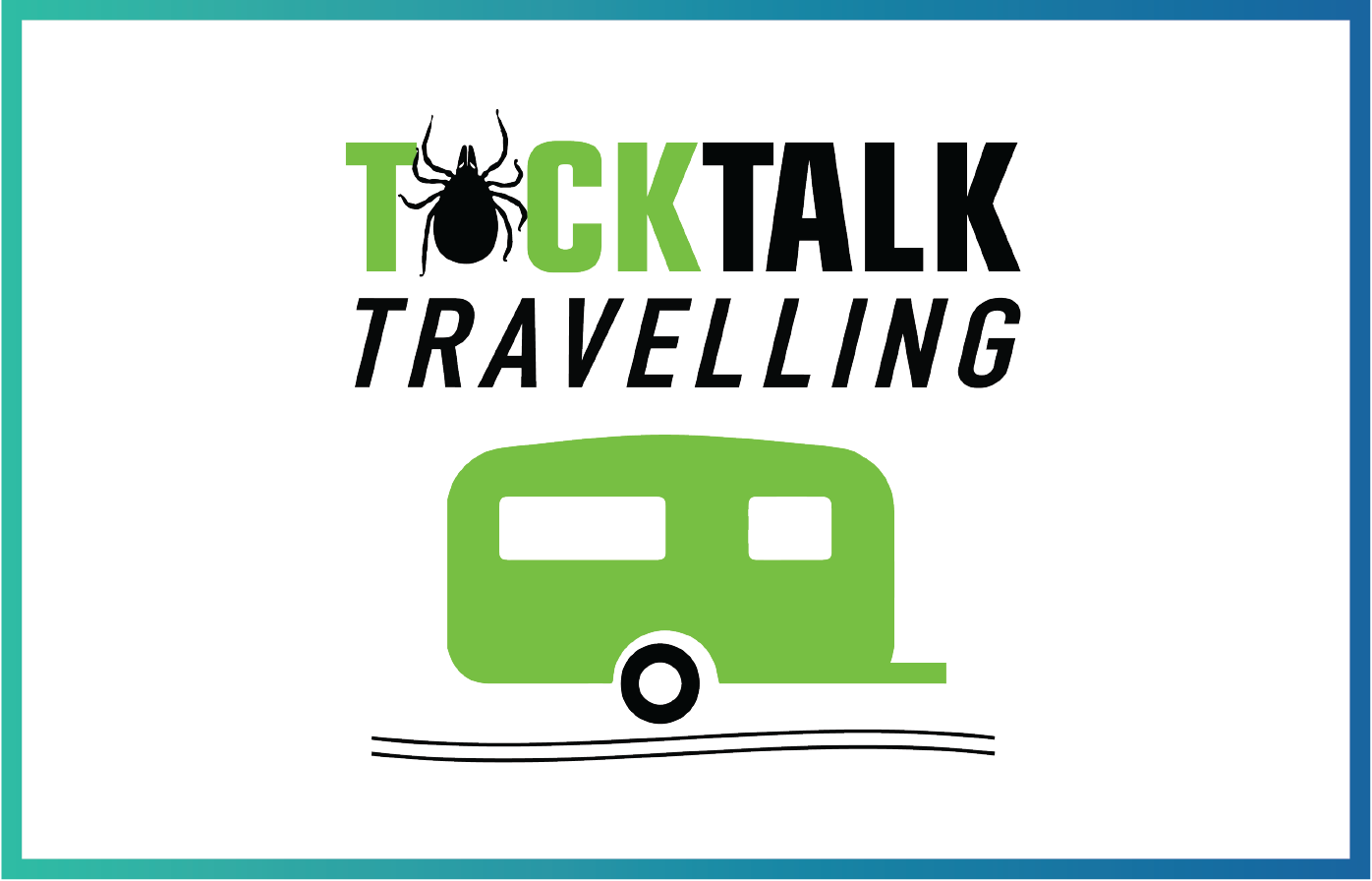 TICKTALK Travelling Logo